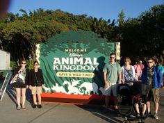 Animal Kingdom: Itinerary with young children