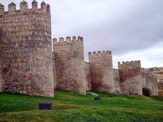Postcards from Spain: Ávila - Las Murallas  http://bovington-posts.blogspot.com.es/2014/06/avila-las-murallas.html