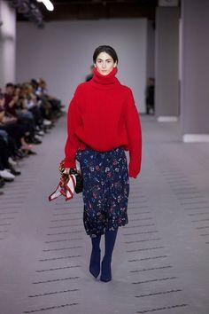 Balenciaga AW17 womenswear paris dazed