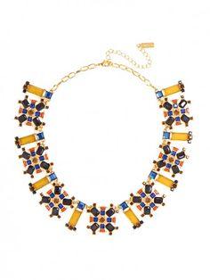 Amber Renaissance Collar