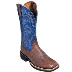 Men's Ariat slider boot. I want these