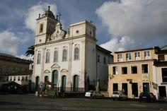 Salvador, Bahia, Brasil - Igreja São Pedro dos Clérigos (Pelourinho)