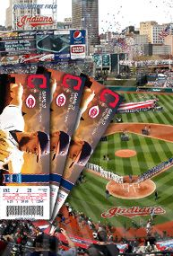 Cleveland Indians tickets!