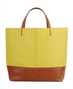 forever 21 color blocked tote bag