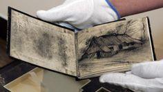 Un cuaderno de dibujos inédito del pintor holandés Vincent Van Gogh fue hallado y su contenido será publicado simultáneamente en varios países en noviembre