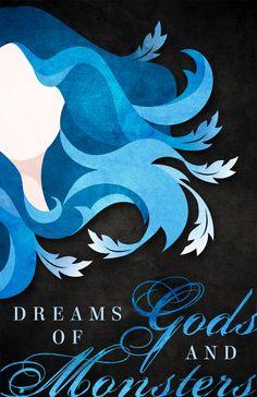 Supernatural Snark: Celebrating Dreams of Gods and Monsters: Karou Artwork + Giveaway