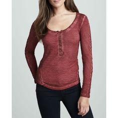 henley shirt women - Google Search