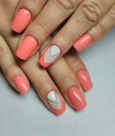 rosa corallo pastello pesca french