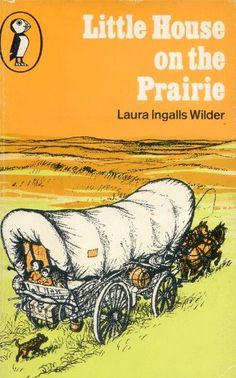 """Little House on the Prairie (Puffin Books)"" by Laura Ingalls Wilder Childhood Images, 1970s Childhood, Childhood Memories, Childhood Toys, Sweet Memories, Great Books, My Books, Story Books, Wilder Book"