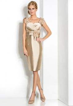 gold wedding guest dress - how to dress for a wedding Check more at http://svesty.com/gold-wedding-guest-dress-how-to-dress-for-a-wedding/