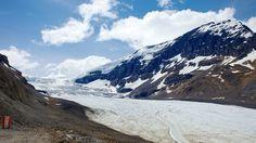columbian icefields | Columbia Icefield - Jasper - Tourism Media