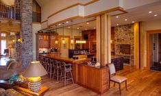 Burr Ridge Residence Gallery – Western Architecture – Stillwater Architecture – Boulder – Boulder County - Colorado