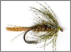Green Drake Emerger Originated by Mike Lawson,