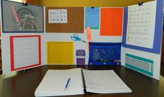 D.I.Y. homeschool desk project | GiveMe Chocolate