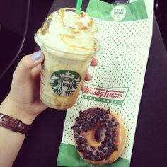 I wish I could be this person. ME WANT DOUGHNUT!