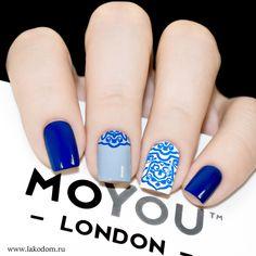 Пластина для стемпинга MoYou London Arabesque 05 - купить в интернет-магазине ЛакоДом