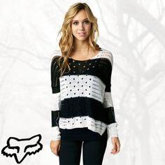 Fox Racing Girls Advance Sweater Sweatshirt