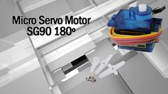 20 Best MICRO SERVO TOWER PRO SERVO SG90 9G for RC robot