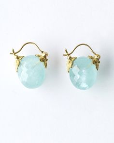 love these Gabrielle Sanchez earrings