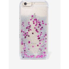 Skinnydip London Fairy Dust iPhone 6 Case (545 ARS) ❤ liked on Polyvore featuring accessories, tech accessories, phone cases, phones, cases and electronics