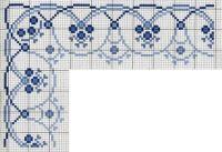 Gallery.ru / Фото #9 - цветы. схема на 1 лист - irinika