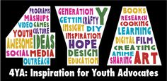 4YA: Inspiration for Youth Advocates is a Great blog created by Andrea Graham