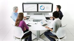 @Steelcase Media:scape integrates #technology and #furniture to bring people, #space and information together for greater #collaboration and productivity than ever before.