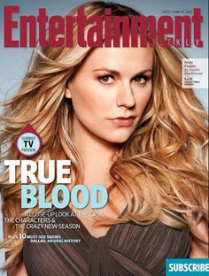 Countdown to 'True Blood' Season 5 Premiere -- Anna Paquin as Sookie