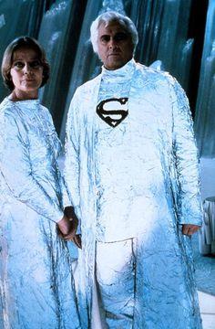 Marlon Brando as Jor El from Superman The Movie
