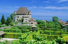 Plus Beaux Villages de France : Bonneval-sur-Arc, Sixt Fer à Cheval et Yvoire - Savoie Mont-Blanc (Savoie, Haute-Savoie, Alpes)