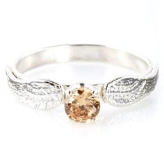 Harry Potter Golden Snitch Engagement Ring. $150.00