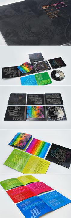 Affetti Strumentali – Crown the Year: Album Artwork, CD Cover, Booklet, Graphic Design, Print Design