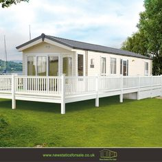 #Holidayhomes which make #weekends better!  Visit: http://www.newstaticsforsale.co.uk/new-static-caravans.html