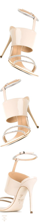 GIUSEPPE ZANOTTI DESIGN T-Strap Sandals