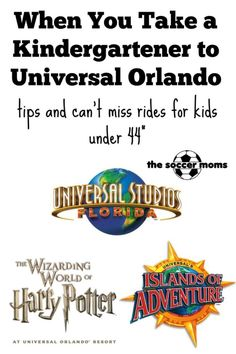 Going to Universal Studios with kids. Tips for kids who are too short to ride the big thrill rides. Universal Studios Orlando Rides, Universal Orlando Florida, Disney Universal Studios, Disney World Trip, Disney Vacations, Disney Trips, Family Vacations, Disney Cruise, Family Travel
