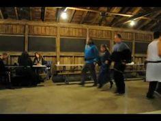 SCA Dancing - Meridies Spring Crown List 2012