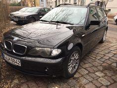 E46 BMW 318i Touring