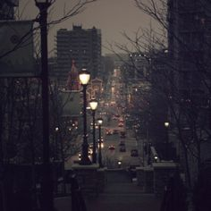 city night-