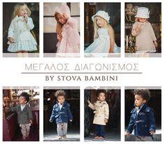 Διαγωνισμός Stova Bambini με δώρο ένα χειροποίητο Βαπτιστικό Ρούχο - https://www.saveandwin.gr/diagonismoi-sw/diagonismos-stova-bambini-me-doro/