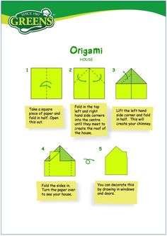 Origami Rice Fish