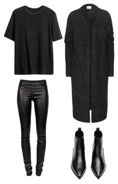 """All Black: шикарные """"черные"""" образы от топовых fashion-блогеров – Woman & Delice"""