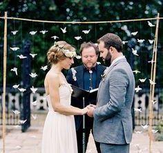 Organiser une cérémonie laïque personnalisée à votre image avec les conseils de La Fabrique à mariage.Déroulement d'une cérémonie laîque