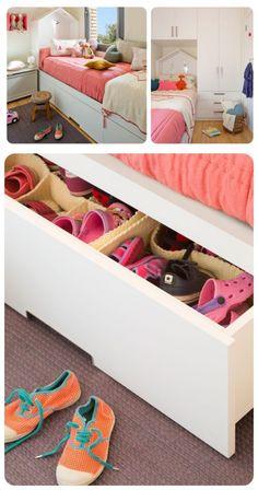 """""""Una casita de cuento en mi habitación"""" by Silvia Alfaras Interiorismo & Diseño"""