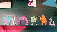 Monsters Inc birthday banner