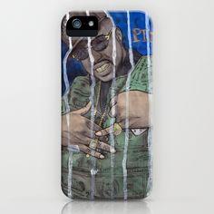 DEAD RAPPERS SERIES - Pimp C iPhone Case