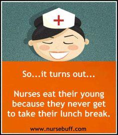 Top 10 Funny Nursing Quotes: http://www.nursebuff.com/2013/04/top-10-funny-nursing-quotes/