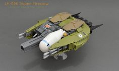 zH-86E Super-Fireclaw   Flickr - Photo Sharing!