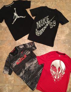 Shirt Bundle on Mercari Nike Outfits, Swag Outfits, Casual Outfits, Men Casual, Nike Shirt, Sport T Shirt, Best T Shirt Designs, Baby Decor, Nike Tops