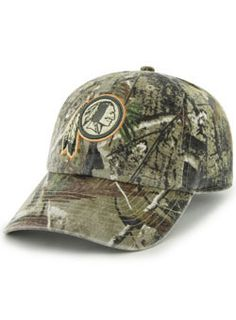 6e202f8a1  Redskins Realtree Camo Cleanup Hat....for my Sean and Nick.