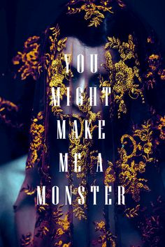 Monsters.....................